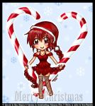 HnM Happy Candy Cane Christmas by PinkPoink