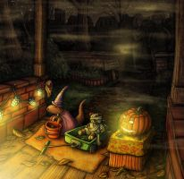 Halloween by samuel123