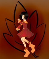 Just...Xion by Chutiechie