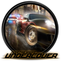 Need for Speed: Undercover - Icon by Blagoicons