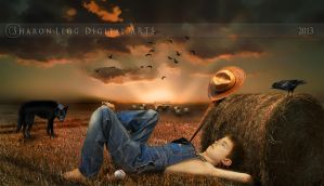Field-of-Dreams by SharonLeggDigitalArt