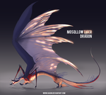Mosqllow Tiger Dragon MTD female by Hagon