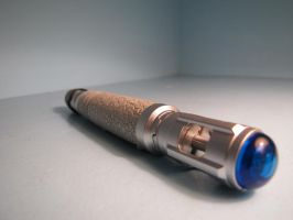 Sonic Screwdriver by michaela1232001
