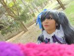 Ciel in wonderland : One cat is talking to me !!! by KonanXItachiXD