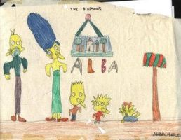 The Simpsons - AlboPunK by simpsons-club