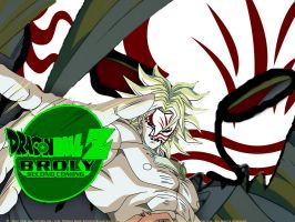 Broly Hollow by HellsFait
