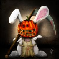 Nightmare before Easter - Hell by B3Ns