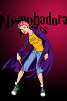 Nymphadora Tonks by Rotae