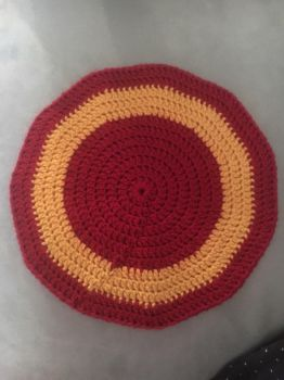 Gryffindor-Inspired Heat Pad by A-Passionate-Flame