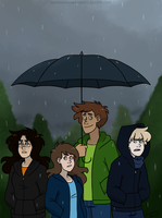 Rainy Days by SummerSnowLeopard