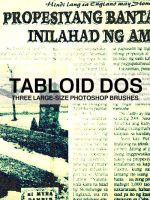 Tabloid Dos by geyl