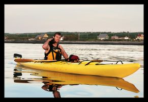 Kayak 2 by P-Photographie