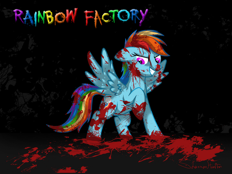 Rainbow Factory - MLP by FreeDom-Gurl123