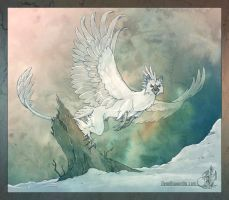 Gryphon 1 by neondragon