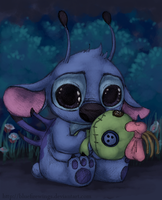 Stitch by Bluefirewings