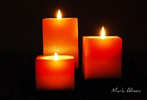 Candles by Mark-Allison