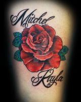 Rose by KDero