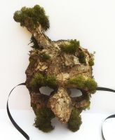 ent woodland creature mask by richardsymonsart