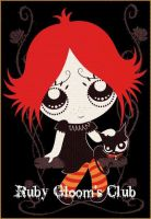 Ruby Gloom by Ruby-Gloom-Club