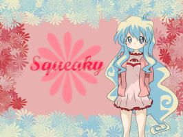 Squeaky Nia Wallpaper 2 by SqueakyTachibana