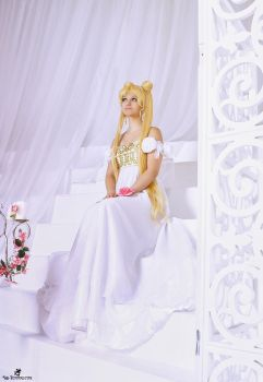 Princess Serenity by Vaishravana