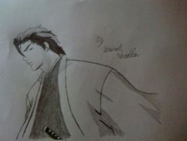 Captain Aizen from Bleach by captonstu