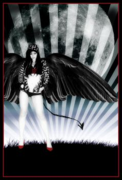 Angel.. by Kalven