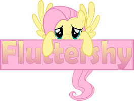 Fluttershy Banner by Zacatron94