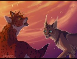 Skarriad_and_RedShadow_trade by azzai