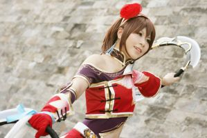 I'm Sun Shang Xiang, daughter of the Wu family_DW7 by kagami136
