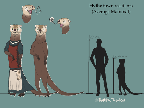 Hythe town resident  by NightStar-the-Bobcat