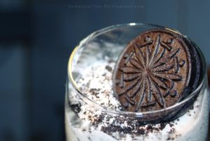 Oreo Ice Cream by Schnitzelyne
