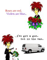 Roses Are Red... by Nevuela
