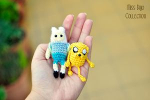 Finn and Jake by MissBajoCollection