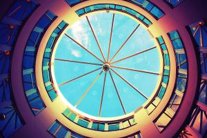 glass roof by theprodiqy