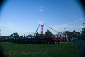 Canada Remembers 911 by sillverrfoxx