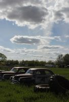 Old Cars Go To Heaven 1 by LEXLOTHOR