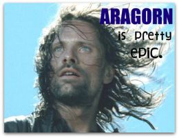 Aragorn by Wondercatgirl