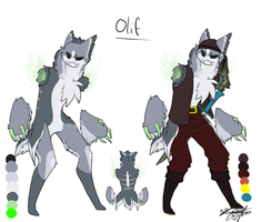 Olif ref by PhantomCat