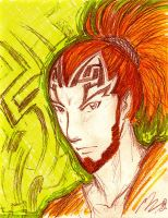 Manly Renji by irk