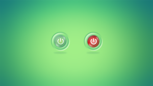 On Off Button free .psd by emrah-demirag