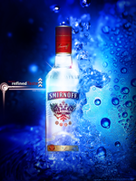 Smirnoff Vodka - Mock Ad by ffadicted
