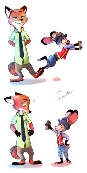 My style Zootopia by bhir