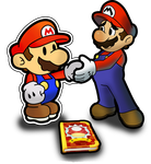 Paper Mario's Farewell by Fawfulthegreat64