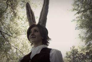 March Hare - Alice in Wonderland by MikoDoesCosplay