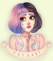 Cry Baby by papricat