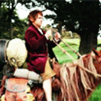 Bilbo Baggins Gif :3 by NiallsWife