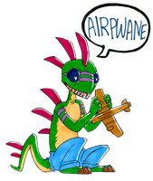 AIRPWANE by SabreBash