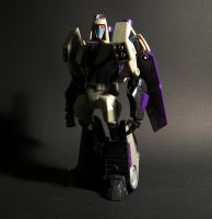 Ze cold Blitzwing by Tformer