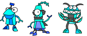 Jared33's Constructoids by Jamie260397